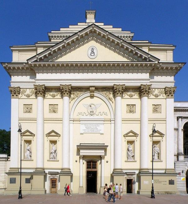 Neoclassical Architecture In Poland - Wikipedia