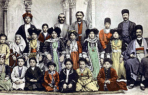 Assyrian Christians from lake urmia in north e...