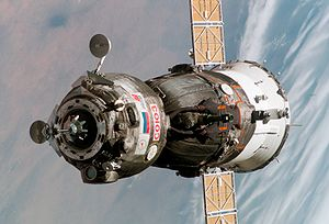 Soyuz is the longest serving manned spacecraft...