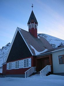 Svalbard Church  Wikipedia the free encyclopedia