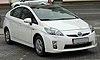 Toyota Prius ZVW30 front 20100725.jpg