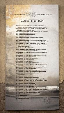 Rpublique dUzupis  Wikipdia