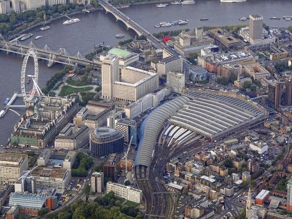 London Waterloo Station - Wikipedia