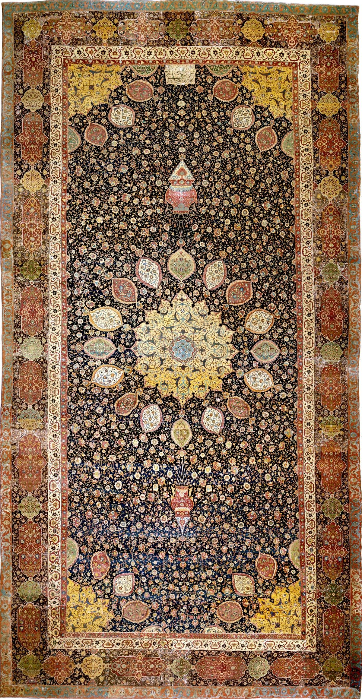 Teppich Novel Vintage Ardabil Carpet Wikipedia