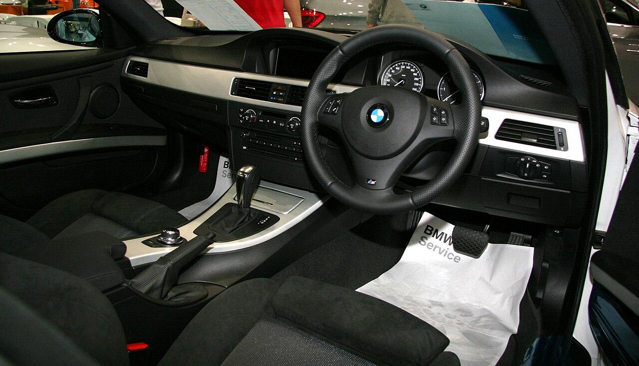Bmw 320i Interior Dimensions