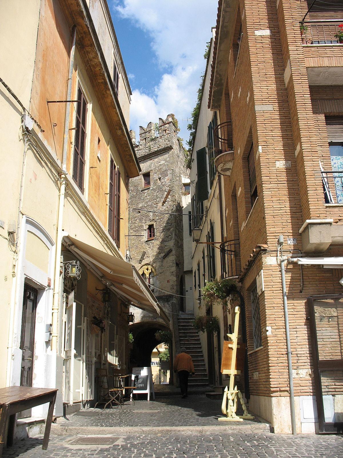 Borgo medievale di Nettuno  Wikipedia