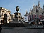 Piazza del  Duomo, Milão