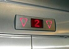 Elevator  Simple English Wikipedia the free encyclopedia