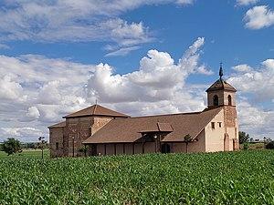 Español: Ermita de la Piedad en Villademor de ...