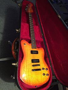 Fender Toronado  Wikipedia