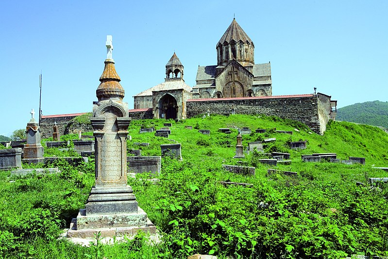 File:Gandzasar Monastery3.jpg