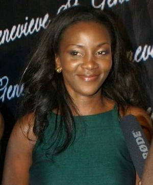 English: Picture of Genevieve Nnaji