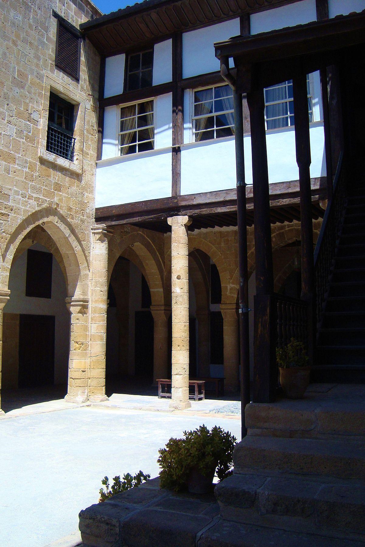 Hadjigeorgakis Kornesios Mansion  Wikipedia
