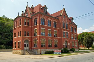Holy Ghost Catholic Parish School in Dubuque, Iowa