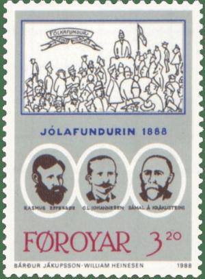 3.20 kr stamp