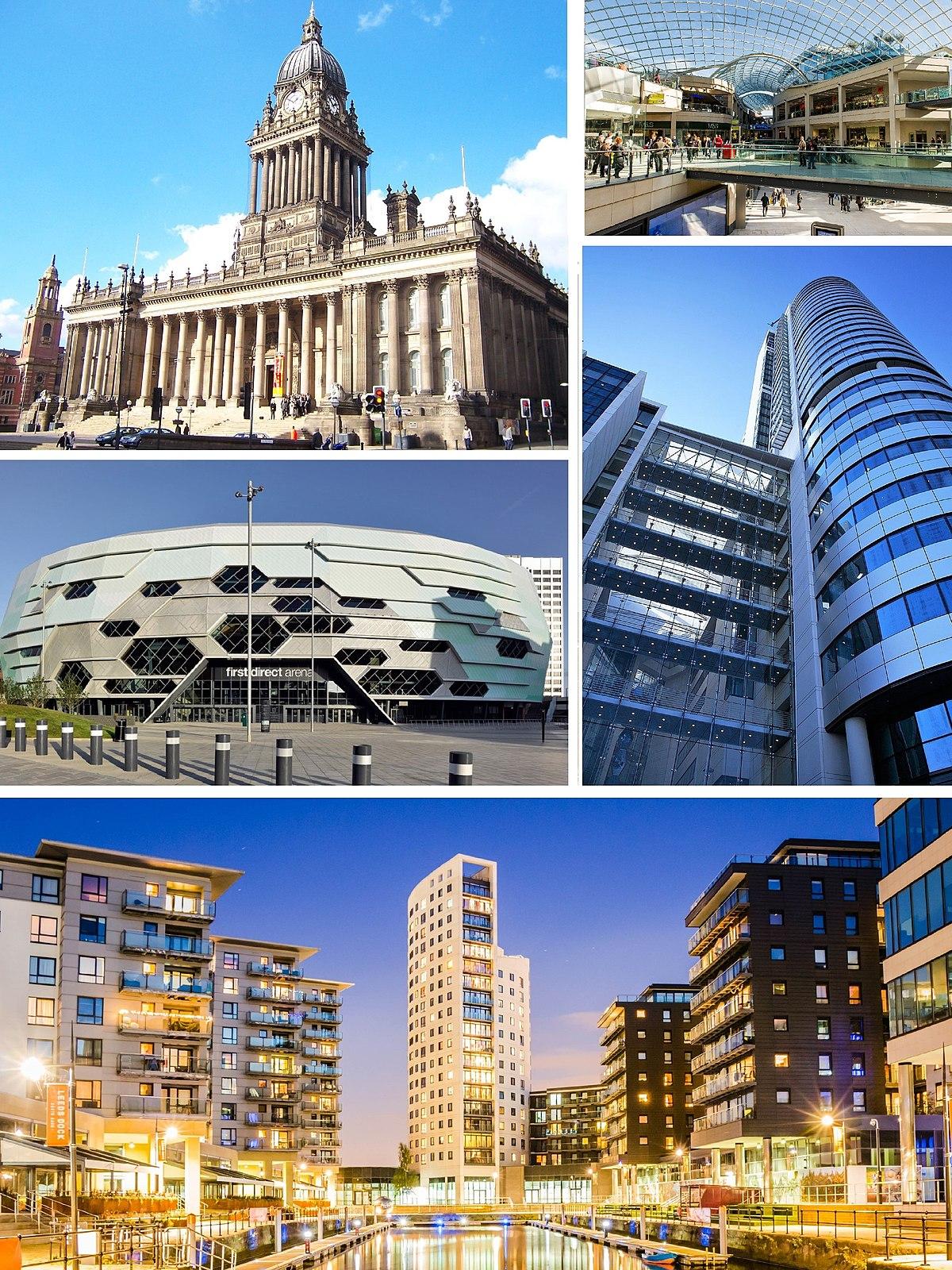 hight resolution of Leeds - Wikipedia