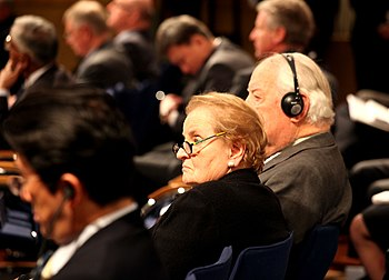 46th Munich Security Conference 2010: Dr. Made...