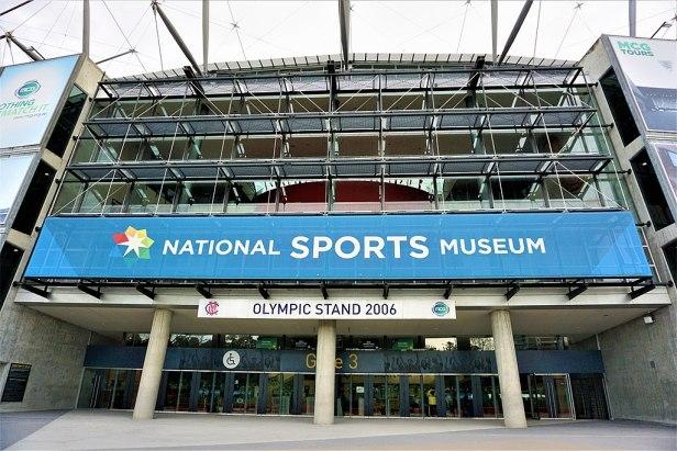National Sports Museum - www.joyofmuseums.com - exterior