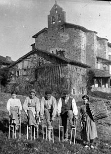 Maison basque  Wikipdia