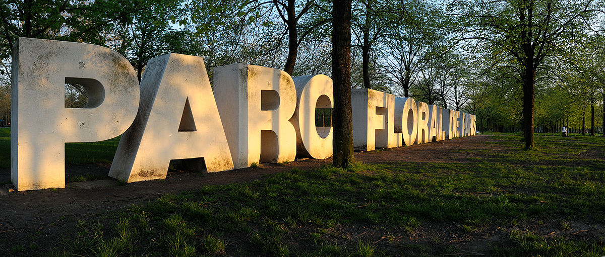 Parc floral de Paris  Wikipdia
