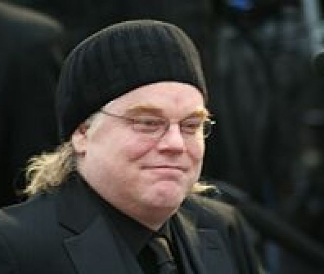 Hoffman At The 81st Academy Awards In February 2009 Where He Was Nominated For Doubt
