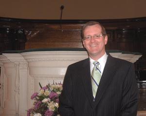Philip Graham Ryken, president of Wheaton Coll...