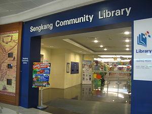 Sengkang Community Library