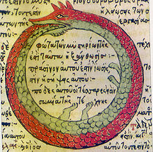The Ouroboros or Uroboros
