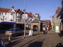 Sheringham Norfolk England