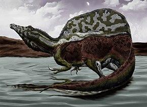Spinosaurus Wikipdia