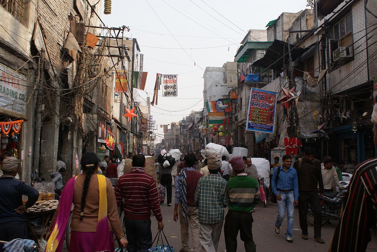 Sadar Bazaar Delhi  Wikipedia