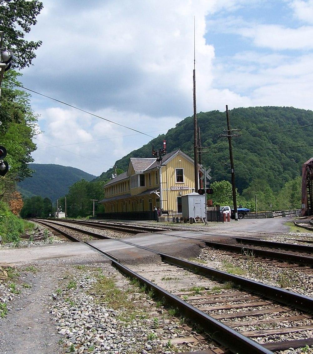 Hasil gambar untuk Thurmond, West Virginia
