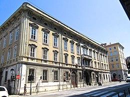 Palazzo Rittmeyer  Wikipedia