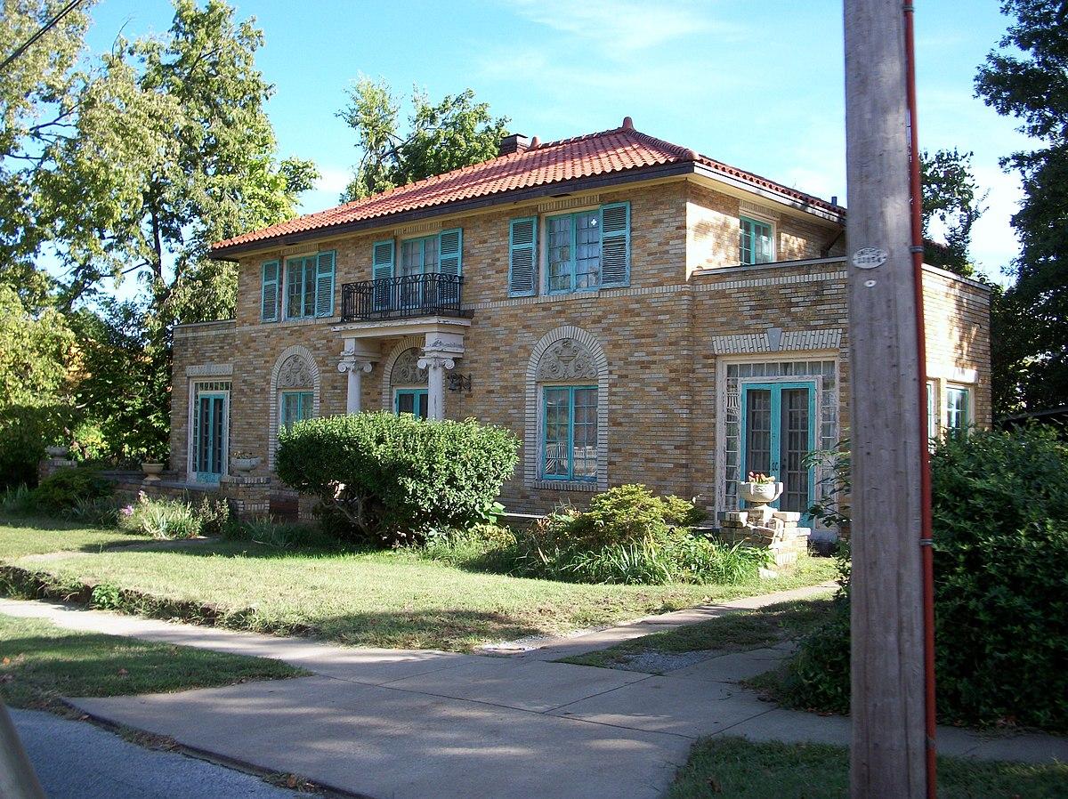 Villa Rosa Fayetteville Arkansas  Wikipedia