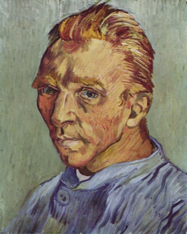 Portraits Of Vincent Van Gogh - Wikipedia