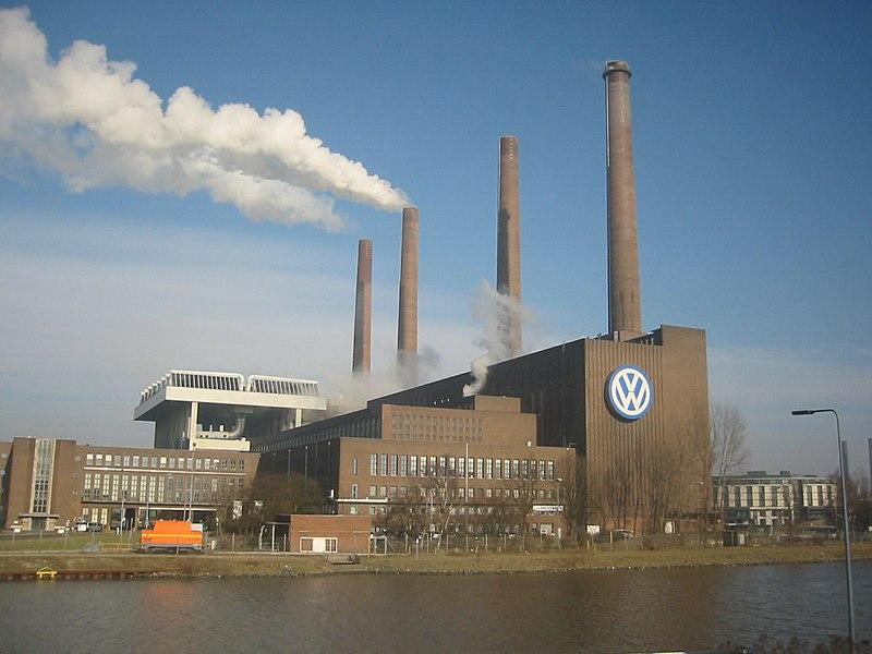 Fábrica de VW.