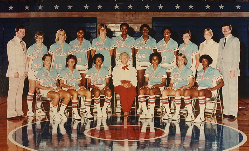 File1982 Louisiana Tech Womens Basketball Teamjpg