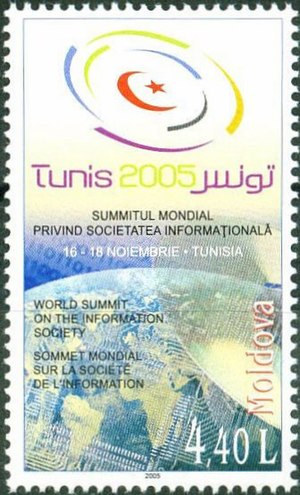 World Summit on the Information Society, Tunis...
