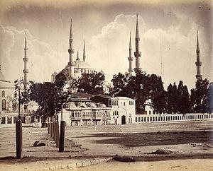 Abdullah frères - Sultan Ahmet camii, Istanbul