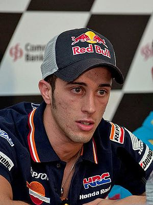 English: Andrea Dovizioso 2010 Qatar