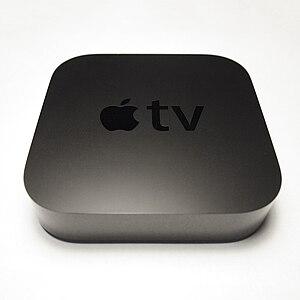 English: The 2nd generation Apple TV 中文(繁體)â€...