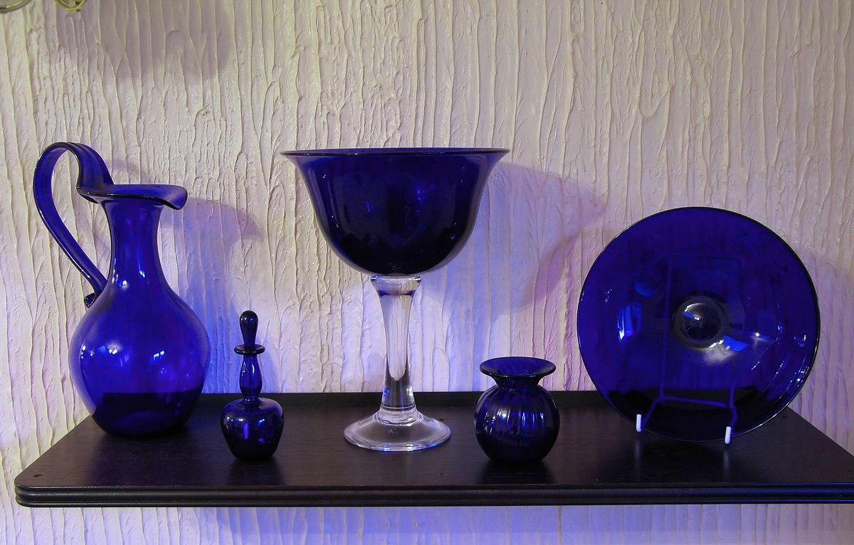 Bristol blue glass  Wikipedia