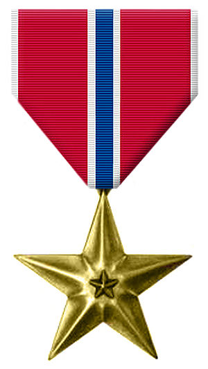Bronze Star Medal; Decoration of the U.S. Military