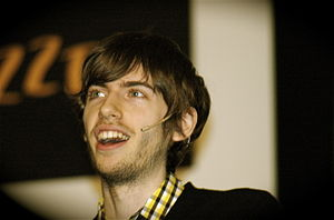 David Karp, fundador de Tumblr.