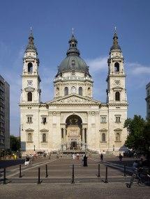 St. Stephen' Basilica - Wikipedia