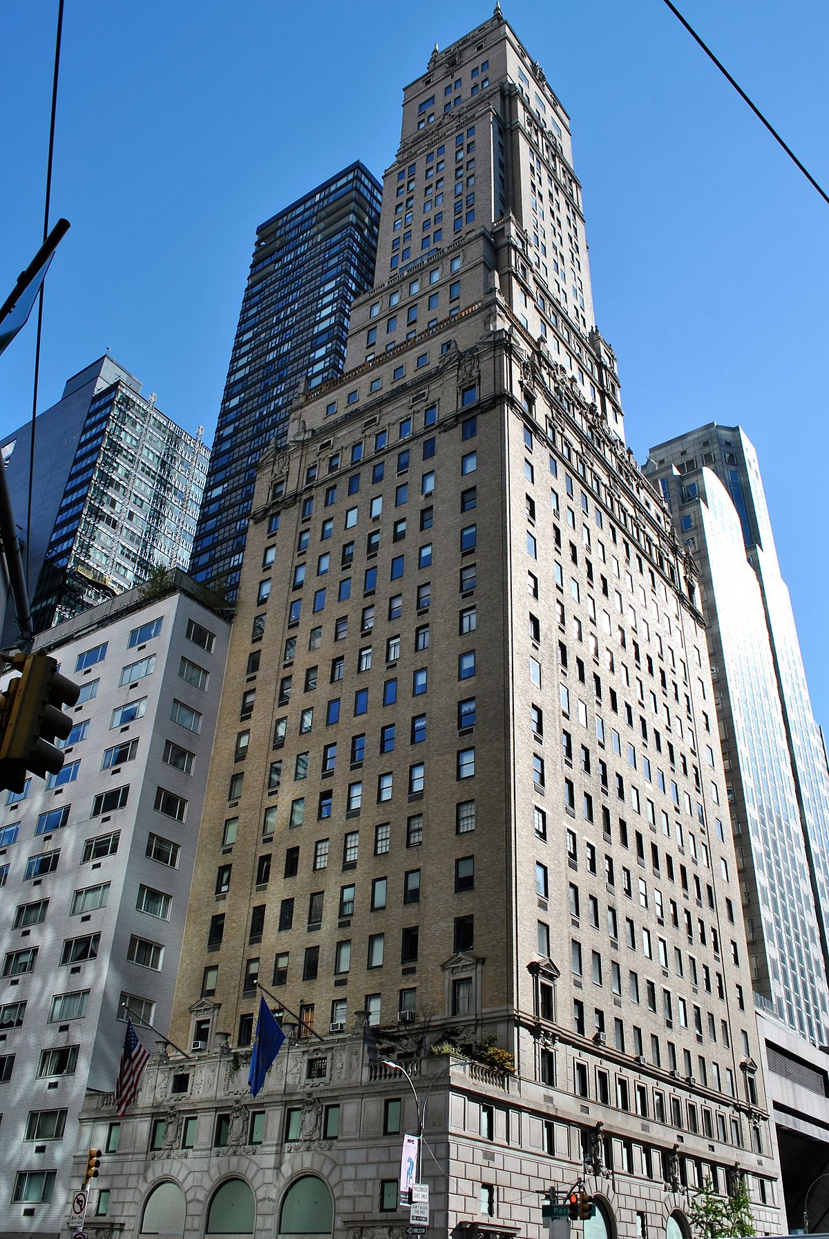 Ritz Tower Wikipedia