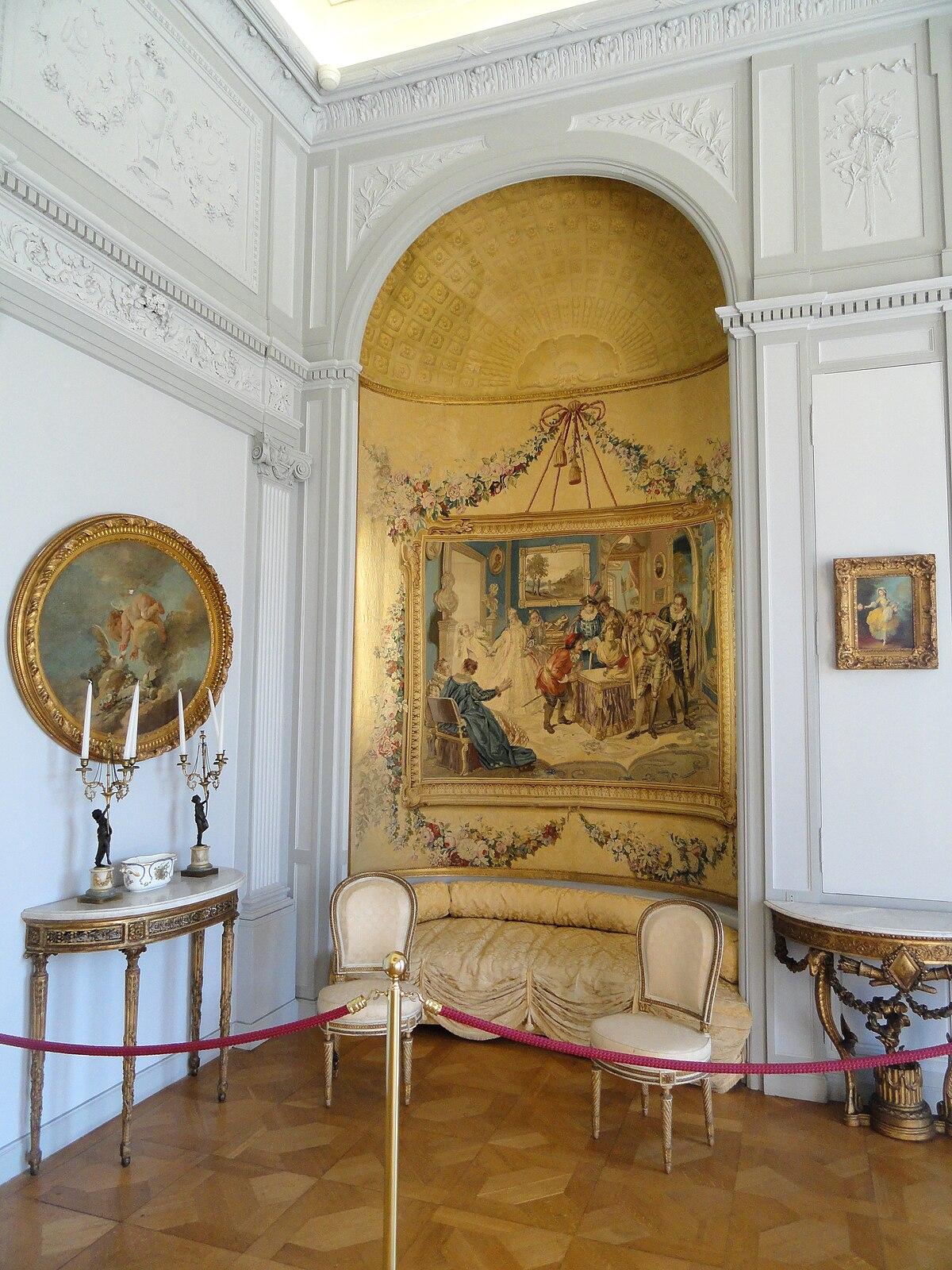 Alcove architecture  Wikipedia