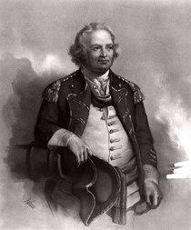 Maj. Gen. Israel Putnam, American Revolutionar...