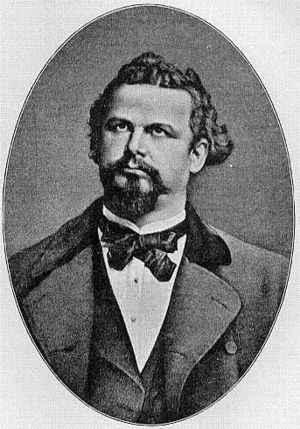 Ludwig II of Bavaria towards the end of his life