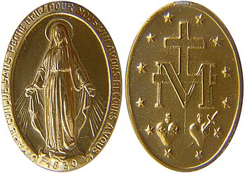 Medal of the Immaculate Conception (aka Miracu...